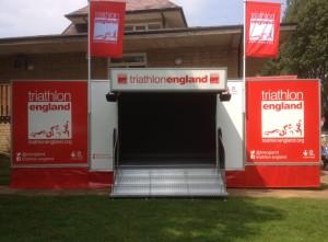 Triathlon England trailer