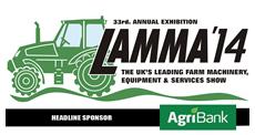 LAMMA 2014 logo